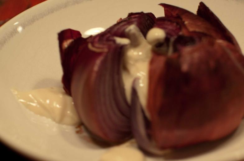 Recette vinaigrette oignon rouge