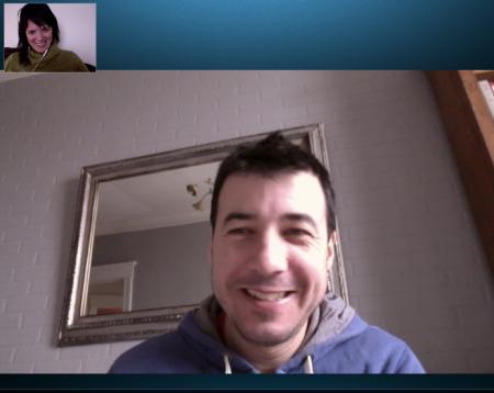 Renan Larue en entrevue